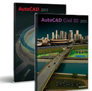 AutoCAD Civil 3D 2011 bundled with AGT land surveying and AutoCAD training software